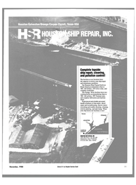 Maritime Reporter Magazine, page 29,  Nov 1988