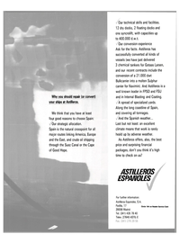 Maritime Reporter Magazine, page 33,  Nov 1988 chemical tankers