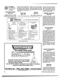 Maritime Reporter Magazine, page 36,  Nov 1988 Ohio