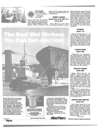 Maritime Reporter Magazine, page 40,  Nov 1988