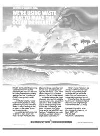 Maritime Reporter Magazine, page 45,  Nov 1988 United States Navy