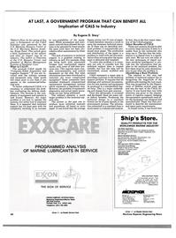 Maritime Reporter Magazine, page 58,  Nov 1988