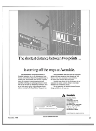 Maritime Reporter Magazine, page 63,  Nov 1988 Barry Heaps