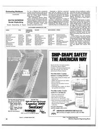 Maritime Reporter Magazine, page 66,  Nov 1988