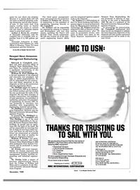 Maritime Reporter Magazine, page 5,  Nov 1988 Virginia
