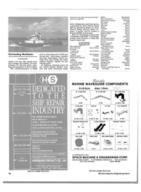 Maritime Reporter Magazine, page 68,  Nov 1988 catcher/processor