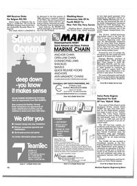 Maritime Reporter Magazine, page 70,  Nov 1988