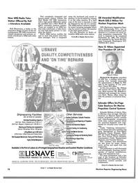 Maritime Reporter Magazine, page 76,  Nov 1988