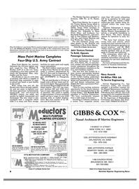 Maritime Reporter Magazine, page 6,  Nov 1988