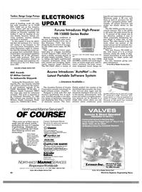 Maritime Reporter Magazine, page 80,  Nov 1988 Washington