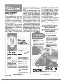 Maritime Reporter Magazine, page 87,  Nov 1988