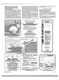 Maritime Reporter Magazine, page 91,  Nov 1988