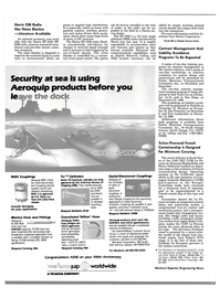 Maritime Reporter Magazine, page 92,  Nov 1988 New Jersey