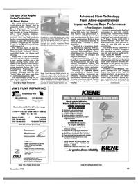 Maritime Reporter Magazine, page 95,  Nov 1988