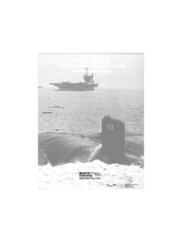 Maritime Reporter Magazine, page 2nd Cover,  Dec 1988 Newport N Shipbuilding LTEI A Tenneco Company