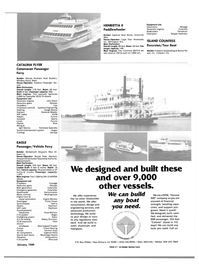 Maritime Reporter Magazine, page 21,  Jan 1989 Massachusetts