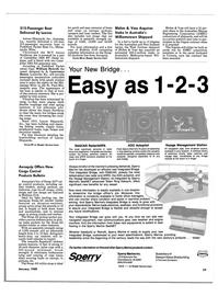 Maritime Reporter Magazine, page 27,  Jan 1989 Minnesota