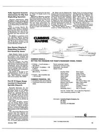 Maritime Reporter Magazine, page 31,  Jan 1989