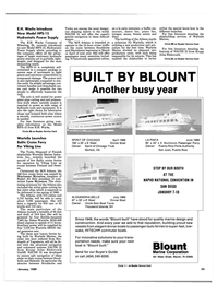 Maritime Reporter Magazine, page 33,  Jan 1989