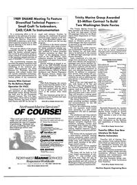 Maritime Reporter Magazine, page 36,  Jan 1989