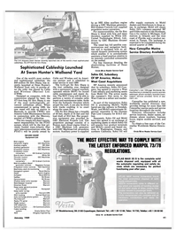 Maritime Reporter Magazine, page 37,  Jan 1989 Northern California