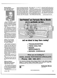 Maritime Reporter Magazine, page 39,  Jan 1989