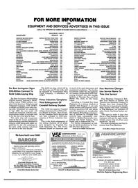 Maritime Reporter Magazine, page 42,  Jan 1989 Florida