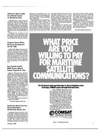 Maritime Reporter Magazine, page 3,  Jan 1989