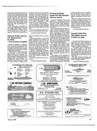 Maritime Reporter Magazine, page 49,  Jan 1989