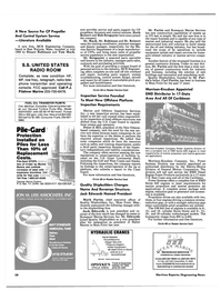 Maritime Reporter Magazine, page 52,  Jan 1989 US East Coast