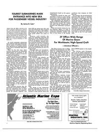 Maritime Reporter Magazine, page 4,  Jan 1989 Caribbean
