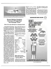 Maritime Reporter Magazine, page 9,  Feb 1989 Randy Francis