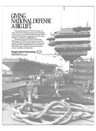Maritime Reporter Magazine, page 2nd Cover,  Feb 1989