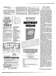Maritime Reporter Magazine, page 20,  Feb 1989