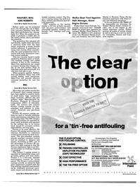 Maritime Reporter Magazine, page 21,  Feb 1989 California