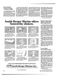 Maritime Reporter Magazine, page 22,  Feb 1989 Maryland