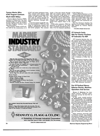 Maritime Reporter Magazine, page 24,  Feb 1989