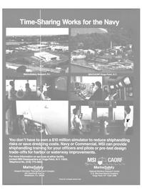 Maritime Reporter Magazine, page 26,  Feb 1989
