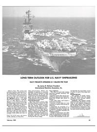 Maritime Reporter Magazine, page 27,  Feb 1989 James R. McCaul