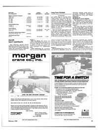 Maritime Reporter Magazine, page 33,  Feb 1989