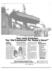 Maritime Reporter Magazine, page 43,  Feb 1989 fiber optic
