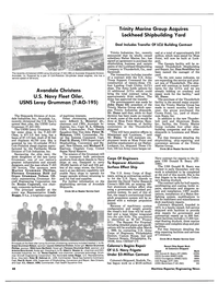 Maritime Reporter Magazine, page 46,  Feb 1989