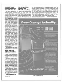 Maritime Reporter Magazine, page 55,  Feb 1989