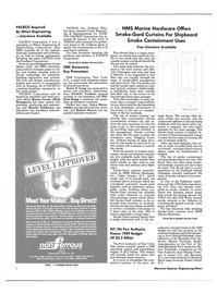 Maritime Reporter Magazine, page 4,  Feb 1989