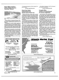 Maritime Reporter Magazine, page 67,  Feb 1989