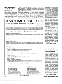 Maritime Reporter Magazine, page 72,  Feb 1989