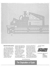Maritime Reporter Magazine, page 17,  Mar 1989 conventional systems