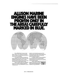 Maritime Reporter Magazine, page 24,  Mar 1989 manufacturing