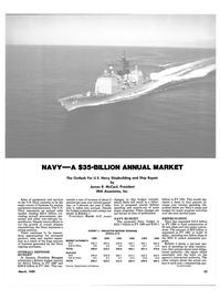Maritime Reporter Magazine, page 25,  Mar 1989 Reagan