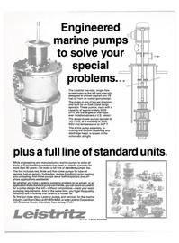 Maritime Reporter Magazine, page 37,  Mar 1989 East Coast